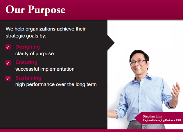 Purpose of Haines Centre Asia