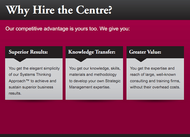 Benefits of Hiring Haines Centre Asia